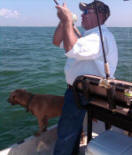 bay fishing pics