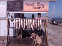 port aransas and rockport fishing
