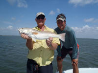 Port Aransas bay fishing photos