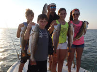port aransas texas fishing guide
