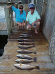 aransas pass fishing guide pics