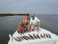 rockport texas fishing guide pics