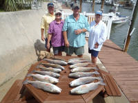 port aransas fishing pictures