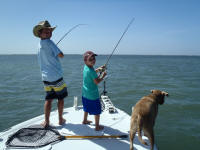 rockport texas fishing pic