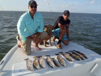 rockport texas fishing pics