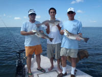rockport texas bay fishing pic