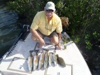 rockport bay fishing pics