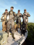 rockport texas duck hunting
