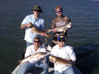 port aransas bay fishing