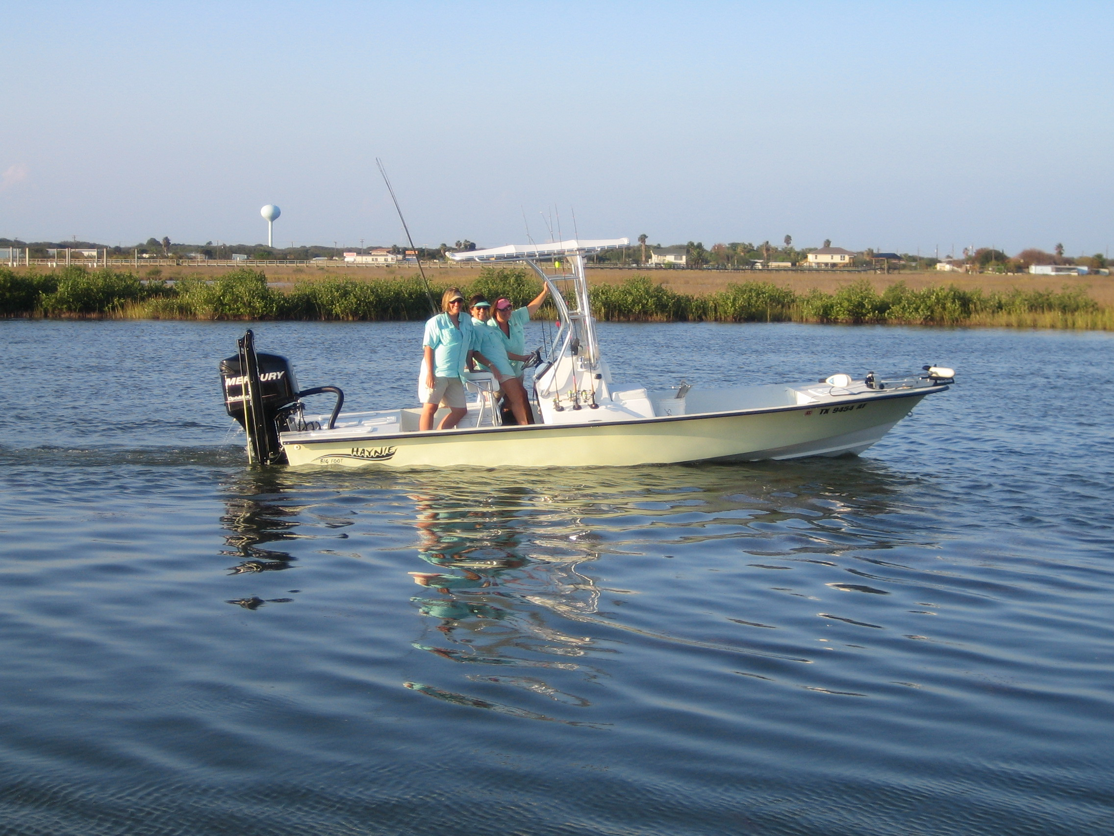 Port aransas fishing and rockport texas fishing guide bay for Rockport fishing charters