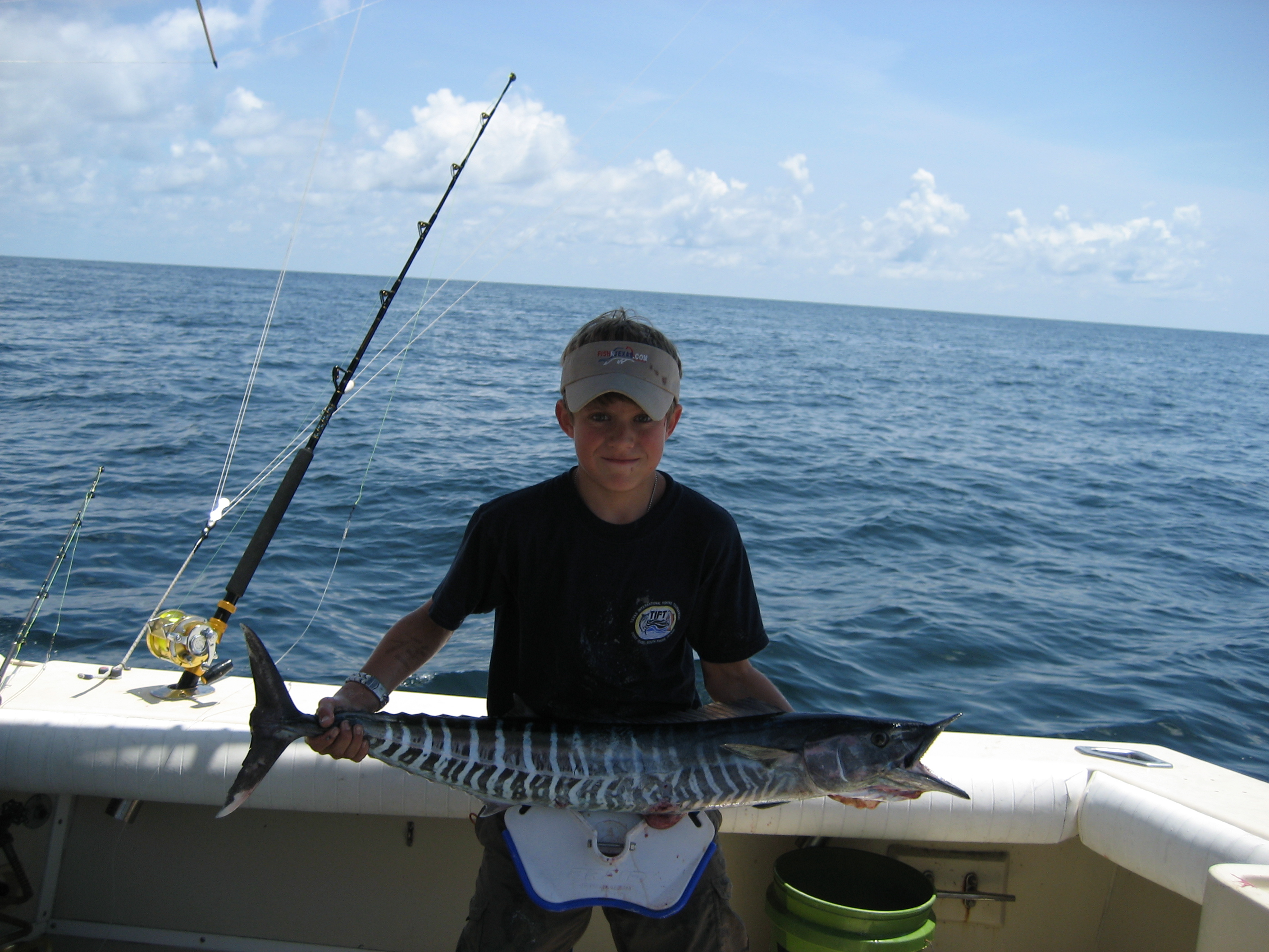 Summer fishing in full swing now for Fishing report port aransas