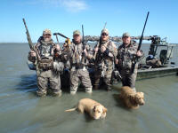 texas duck hunting trips