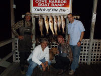 rockport texas cast & blast
